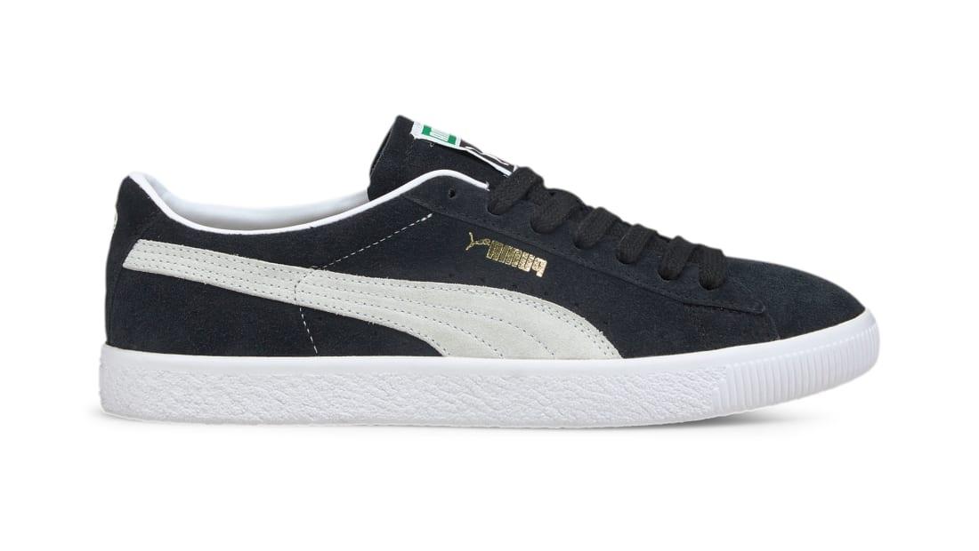 Puma Suede VTG Puma Black-Puma White