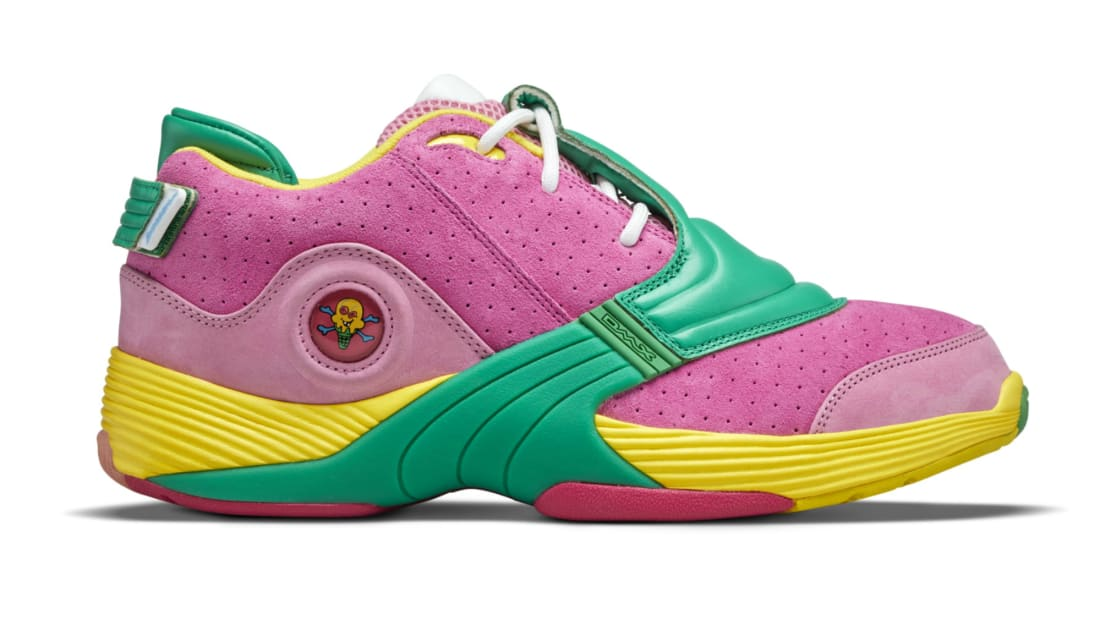BBC ICECREAM x Reebok Answer V