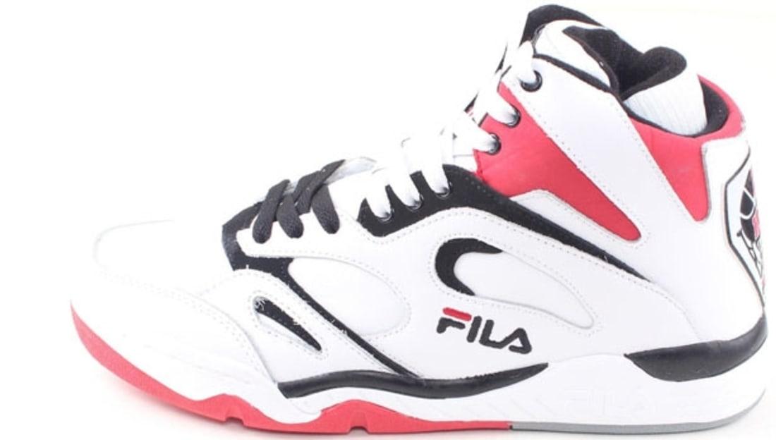 Fila KJ7 White/Black-Fila Red