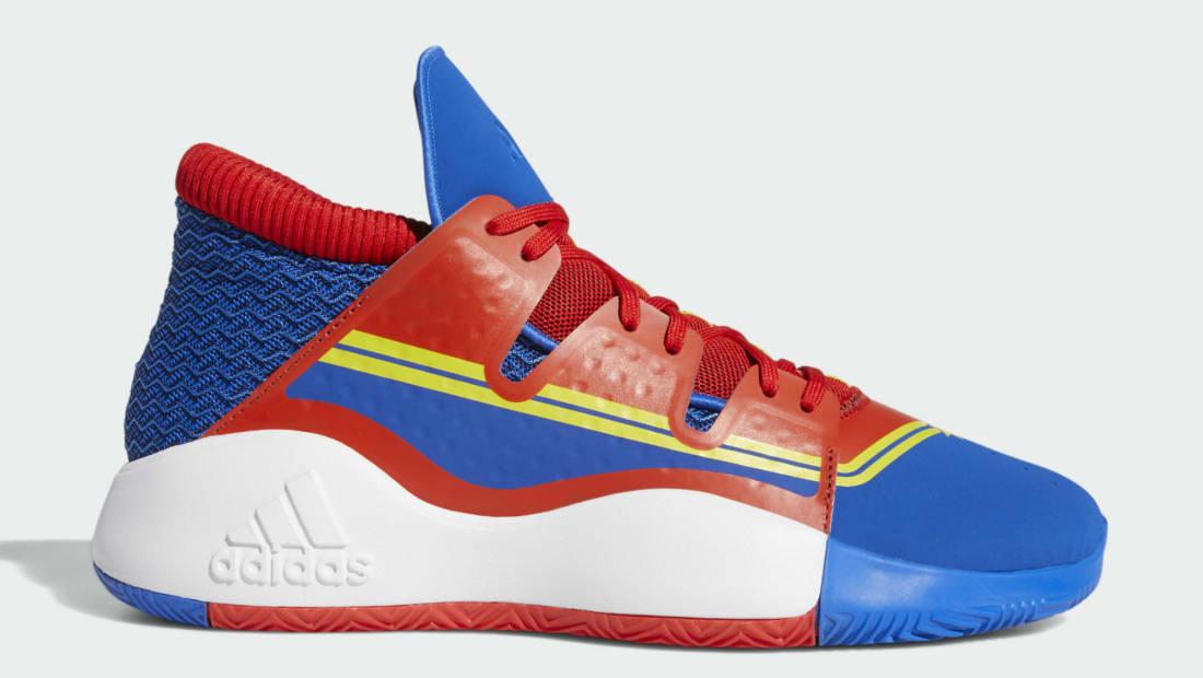 Marvel x Adidas Pro Vision