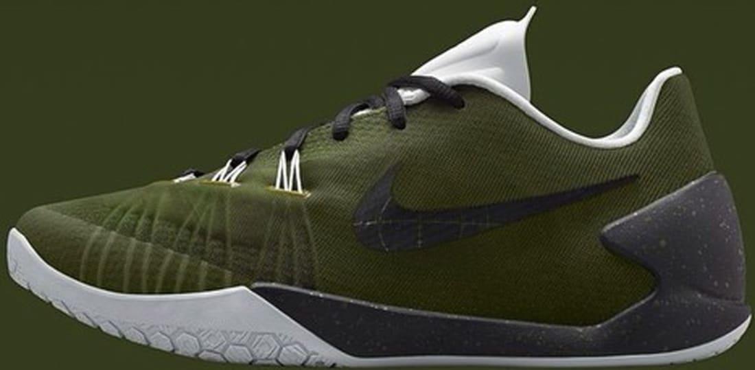 Nike Hyperchase SP Rough Green/Grey Mist-Black