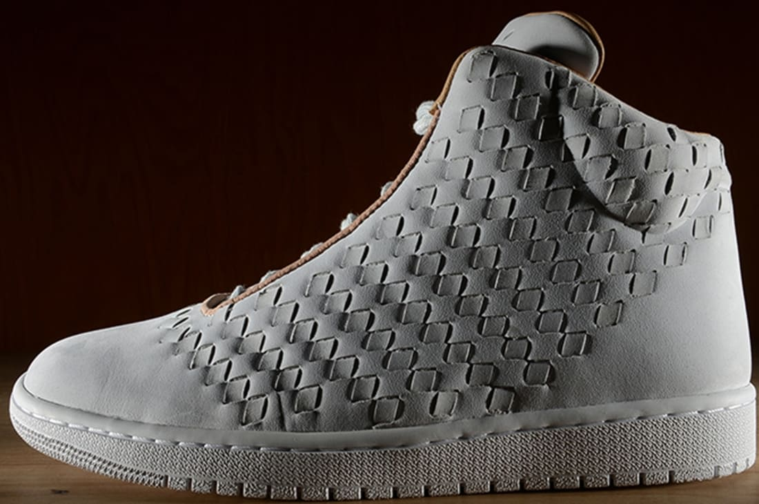 Jordan Shine Pure Platinum/Pure Platinum-Vachetta Tan-White
