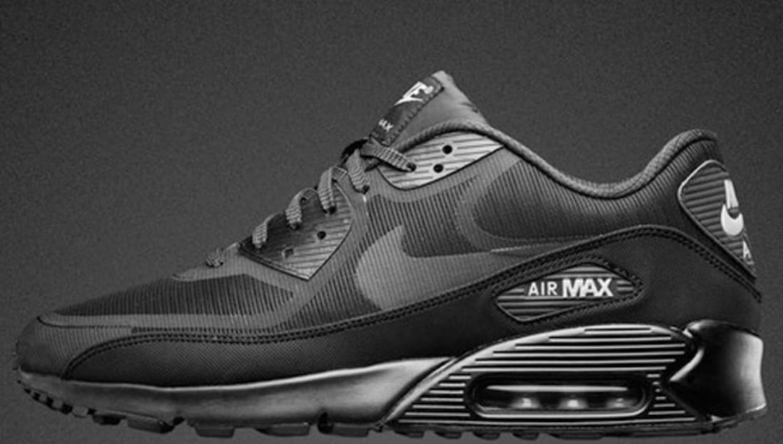 Nike Air Max '90 CMFT Premium Tape Black/Anthracite