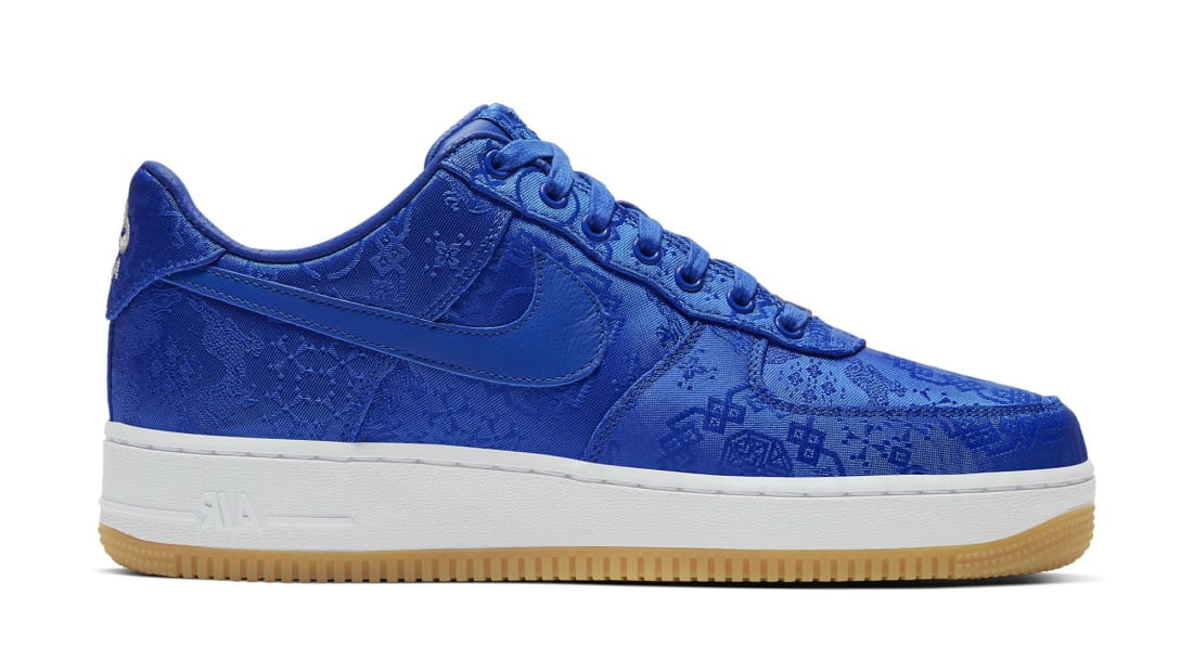 Clot x Nike Air Force 1 Low PRM University Blue/White-Gum
