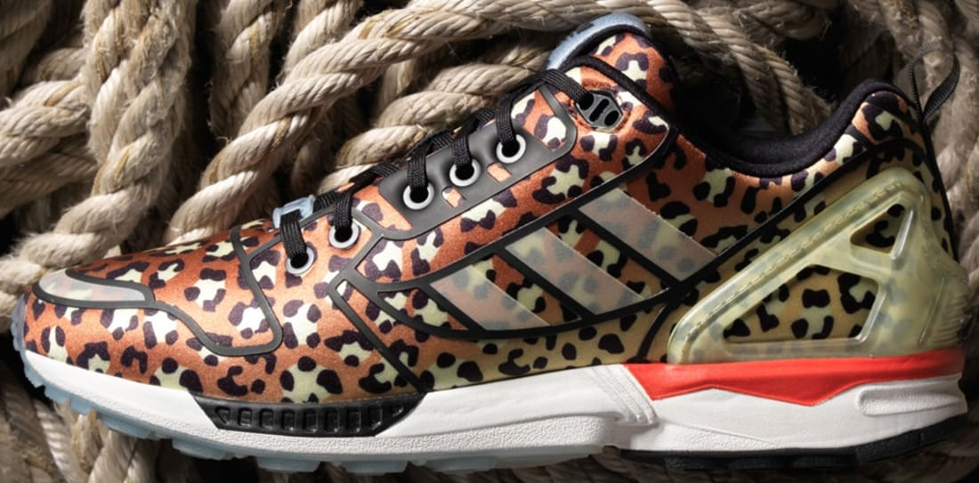 Extra Butter x adidas ZX Flux Chief Diver
