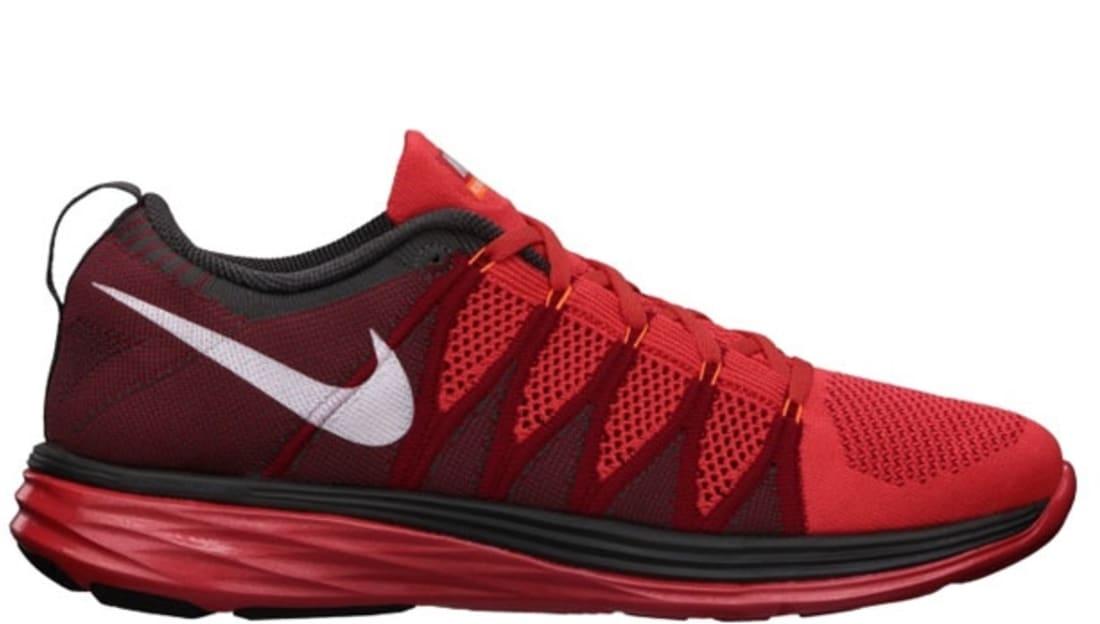 4bf462ce2f2b Nike · Nike Running · Nike Flyknit Lunar2. Nike Flyknit Lunar2 Light  Crimson White-Gym Red-Midnight Fog