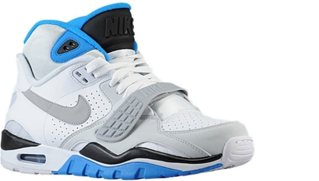 new style 139a2 8a286 Nike Air Trainer SC II White Wolf Grey-Pure Platinum-Light Photo Blue