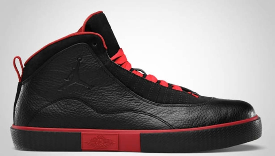 Jordan X Auto Clave Black/Varsity Red
