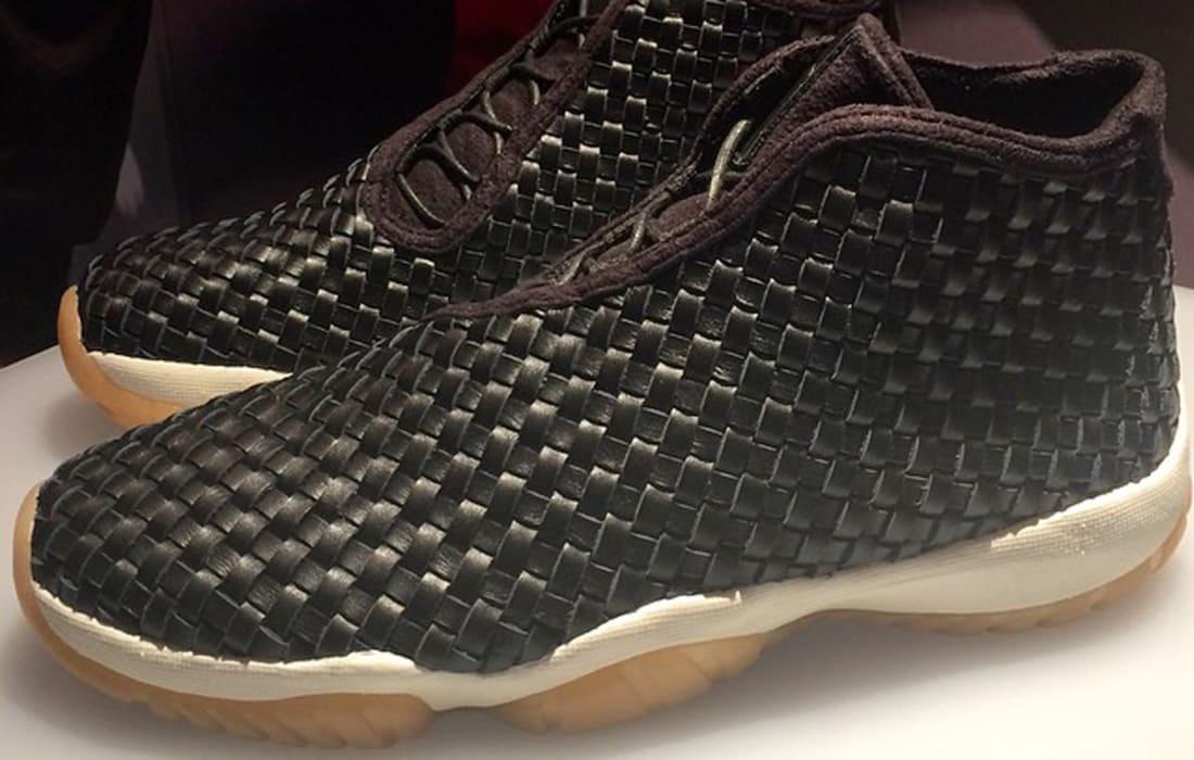 Jordan Future Premium Black/White-Gum