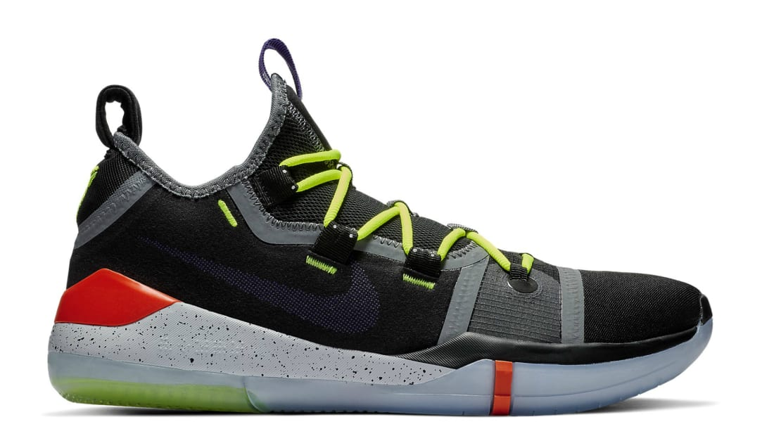 Nike Kobe AD Black/Racer Blue | Nike