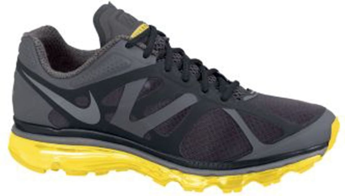 Nike Air Max+ 2012 LAF Livestrong NikeSole Collector Nike Sole Collector