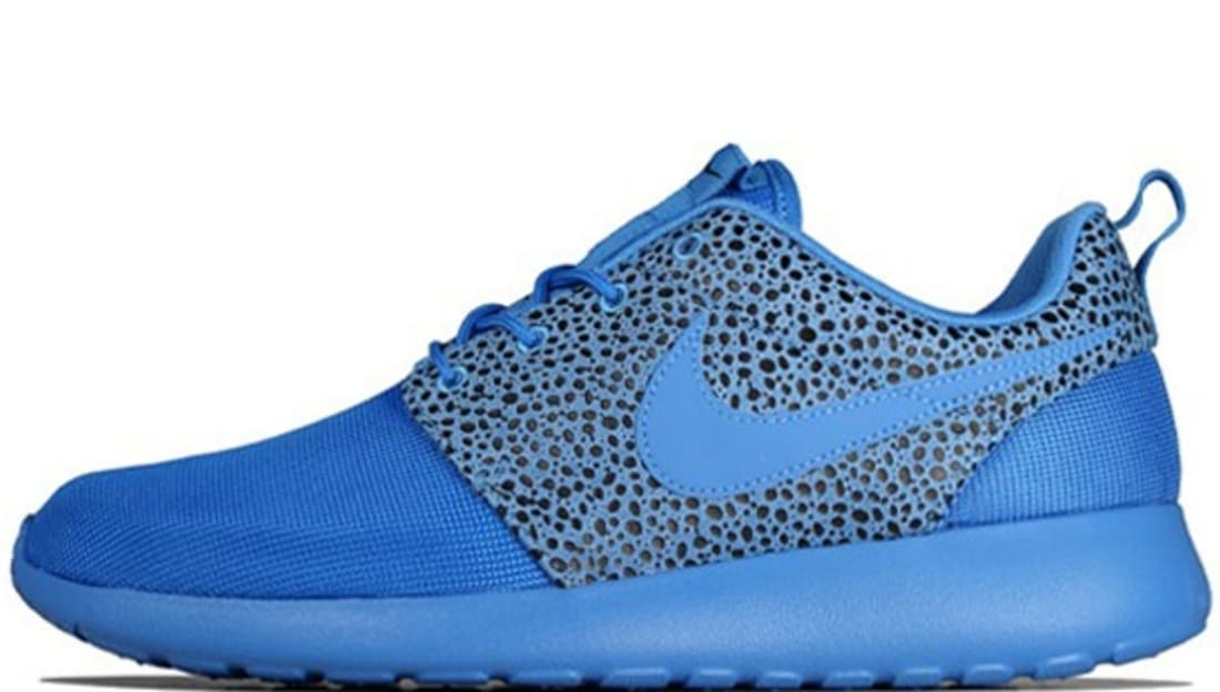 Nike Roshe Run Premium Blitz Blue/Black