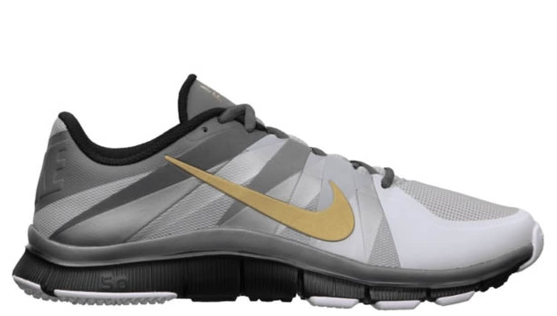 competitive price ee797 17127 Nike Free Trainer 5.0 NFL New Orleans Saints