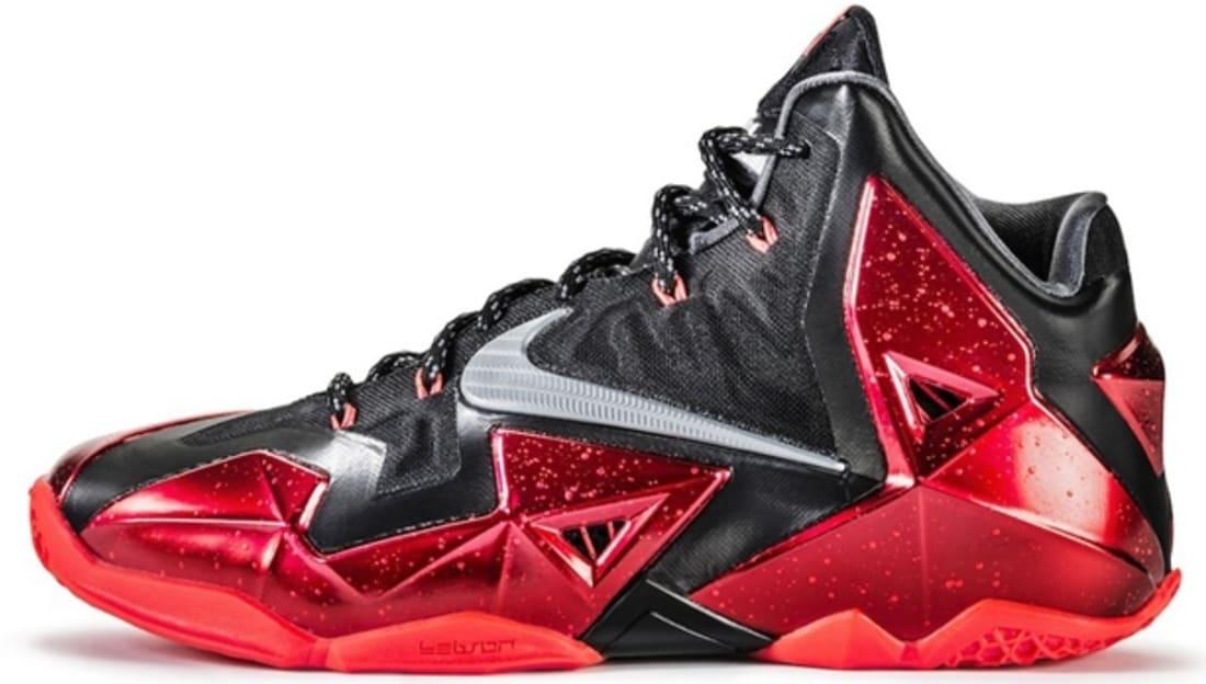 sports shoes 4dfe5 86e07 Nike LeBron 11 Heat Away