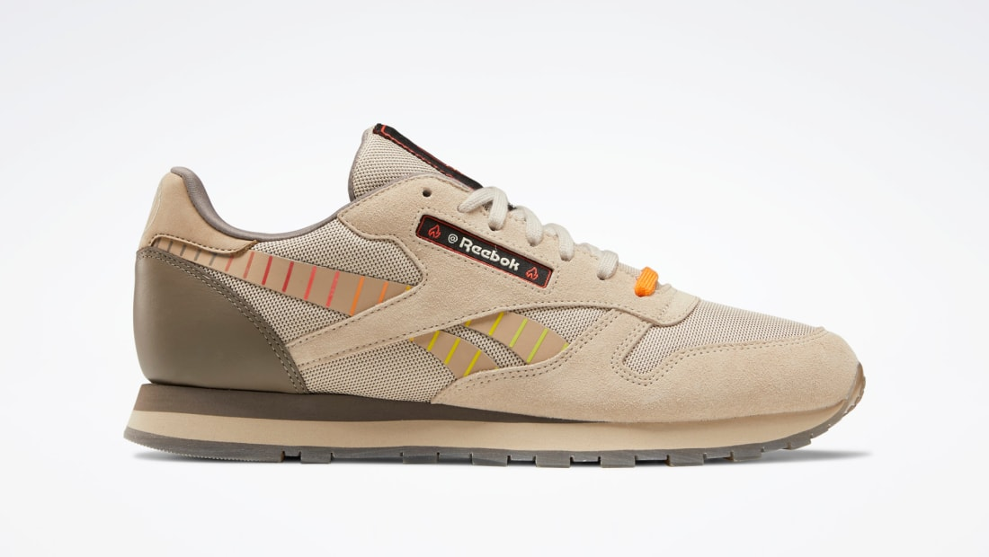 Hot Ones x Reebok Classic Leather