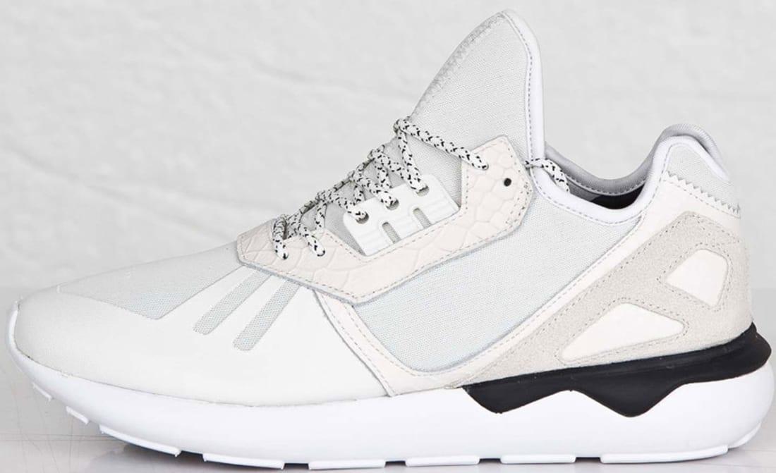 size 40 5865a edc82 adidas Consortium Tubular White/White-Black | Adidas | Sole ...