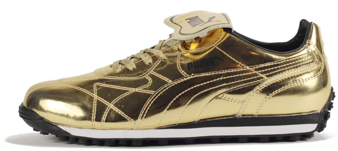 Puma Avanti Metallic Gold/Black