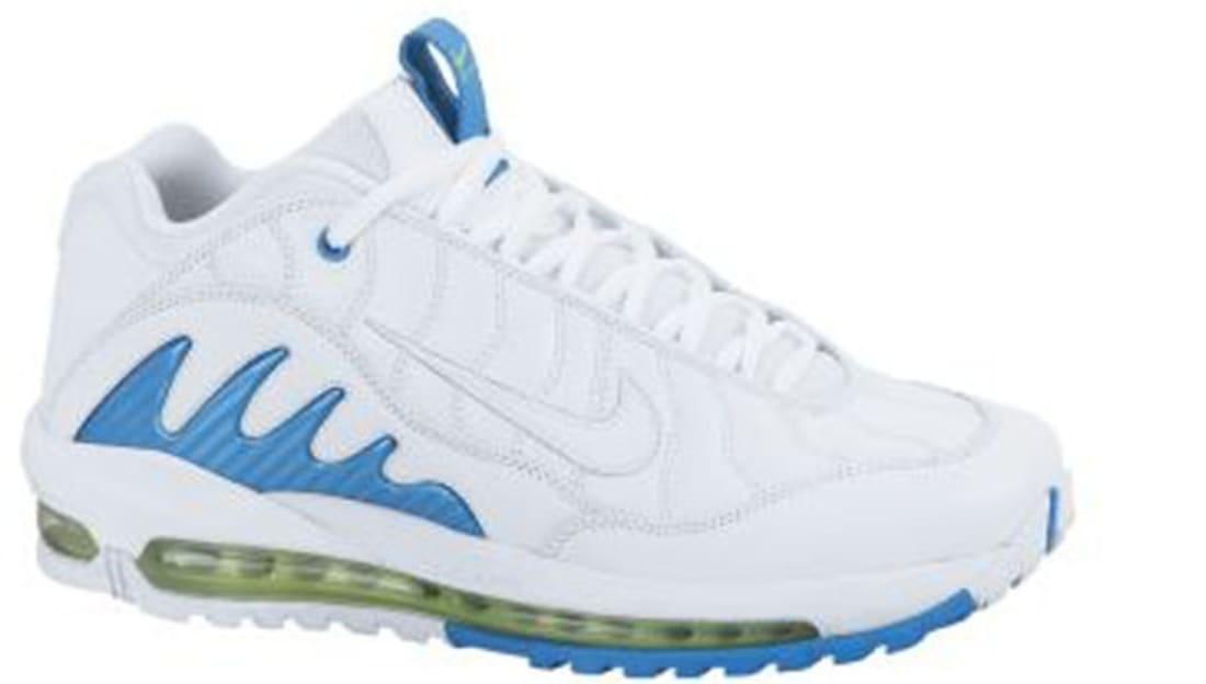 timeless design ece7b 3e667 Nike Total Griffey Max  99 White White-Neptune Blue-Action Green
