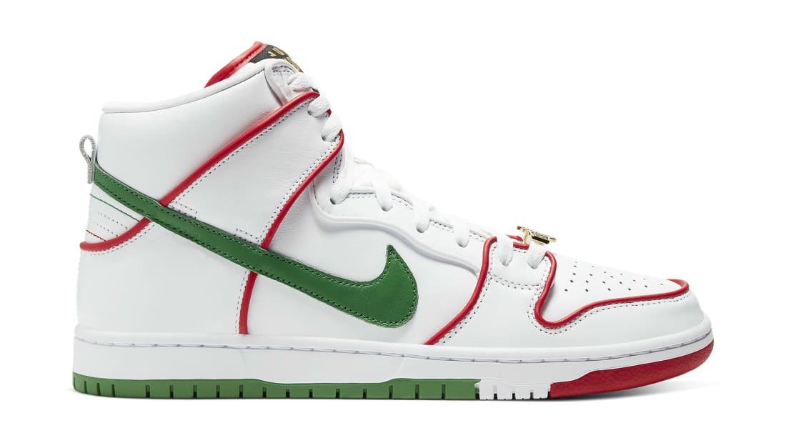 Paul Rodriguez x Nike SB Dunk High