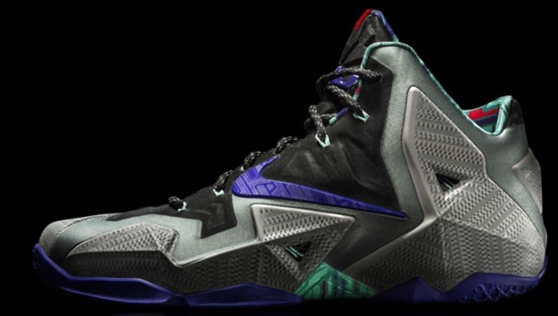 Nike LeBron 11 Terracotta Warrior