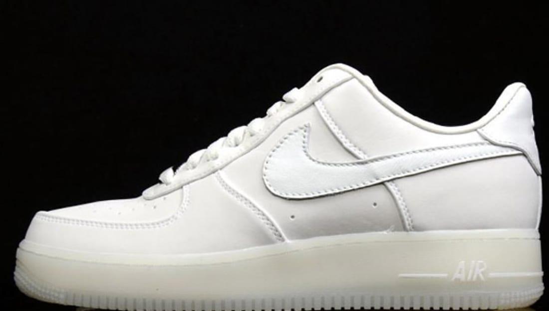 Nike Air Force 1 Low Premium White