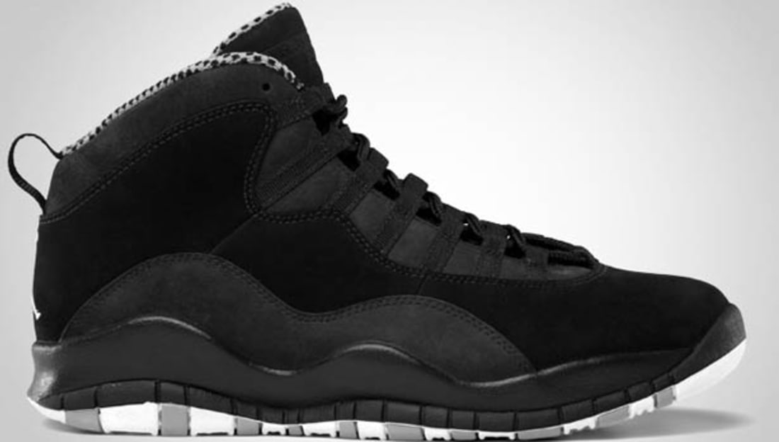 Air Jordan 10 Retro Stealth