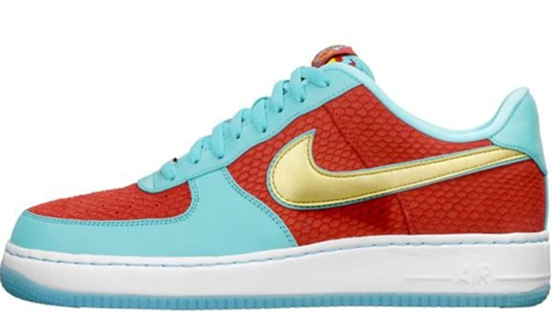 Nike Air Force 1 Low Supreme Insideout YOTD NRG Year of the Dragon