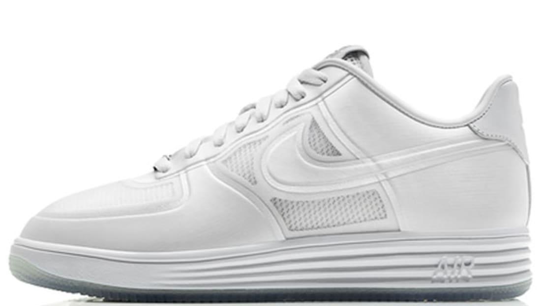Nike Lunar Force 1 White/White-Ice