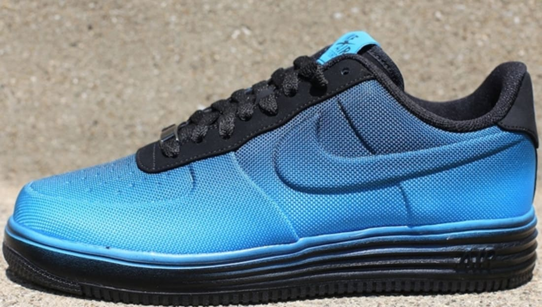 Nike Lunar Force 1 VT Mesh Blue Hero Blue Hero-Black  b5153cadfc44