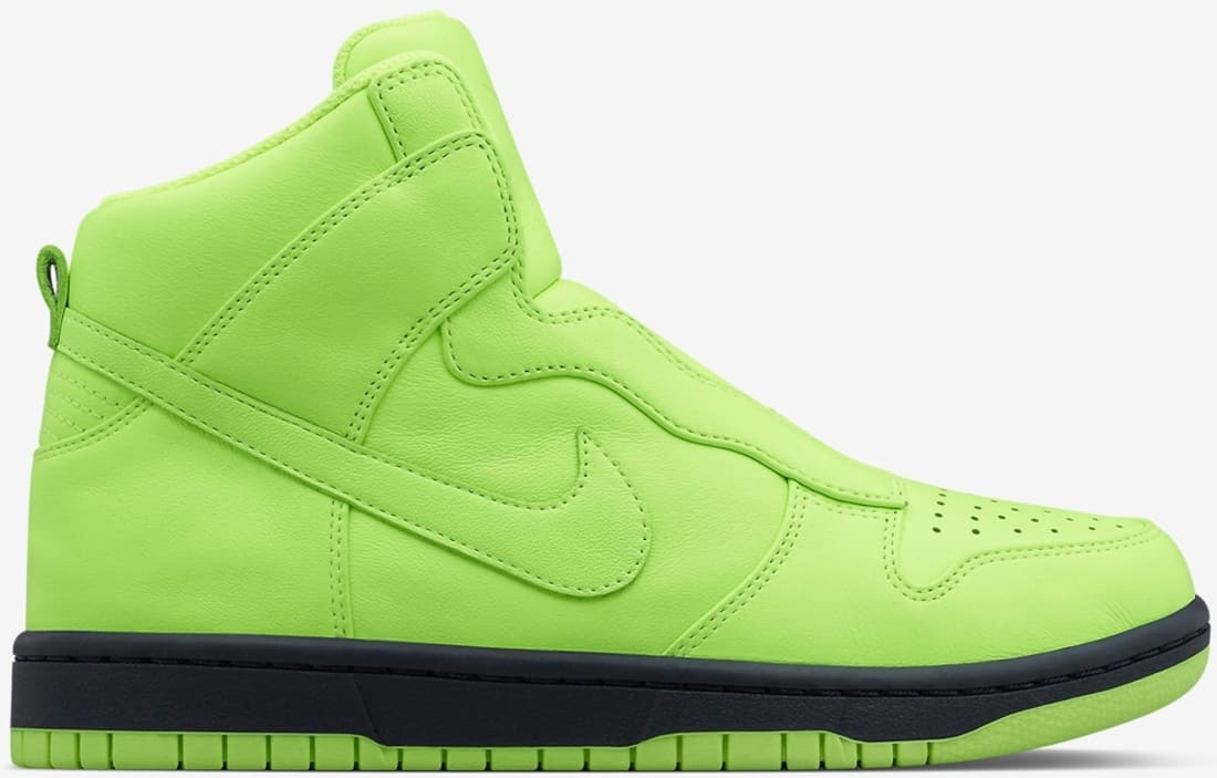 check out 9cf3b ee9b1 Nike Dunk Lux High SP Women s Volt Obsidian-Volt