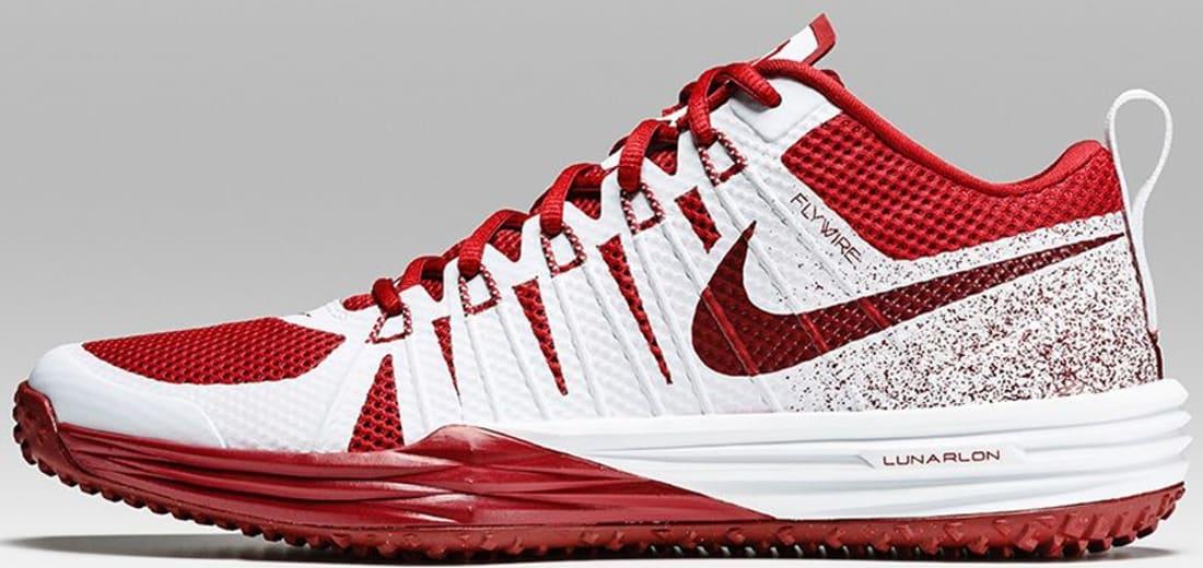 Nike Lunar TR1 Team Crimson/White
