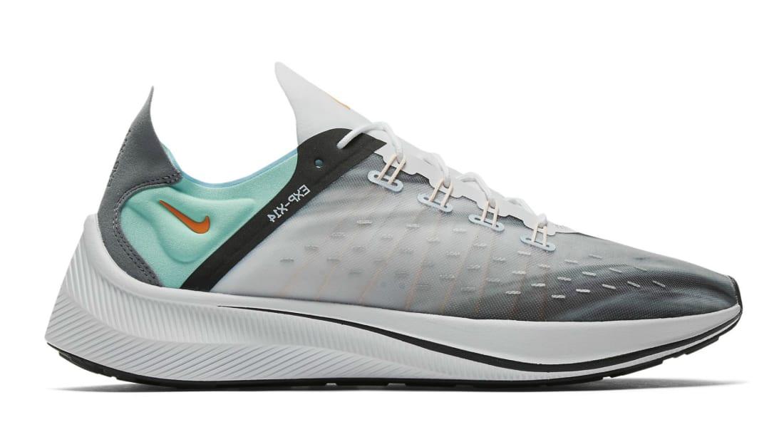 online store 22d5e ff109 Nike EXP-X14 QS White Emerald Rise Cone Blue Chill