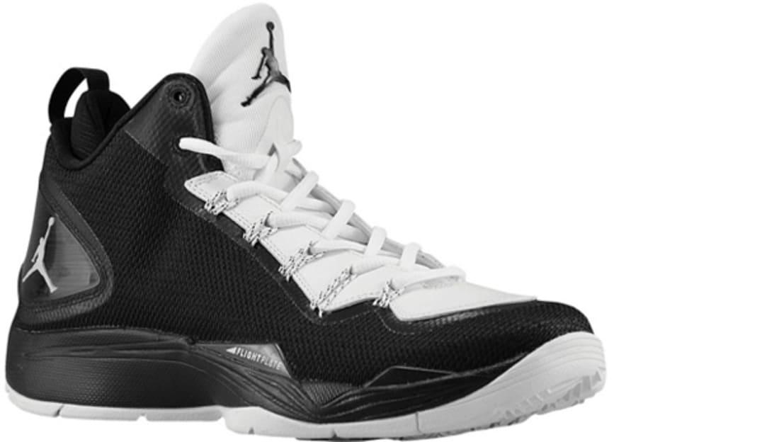 Jordan Super.Fly 2 PO Black/White-White