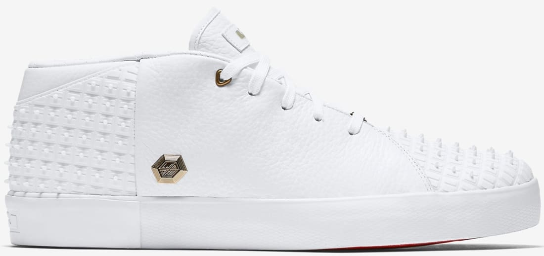 0ac79110c28c4 Nike LeBron XIII Lifestyle White