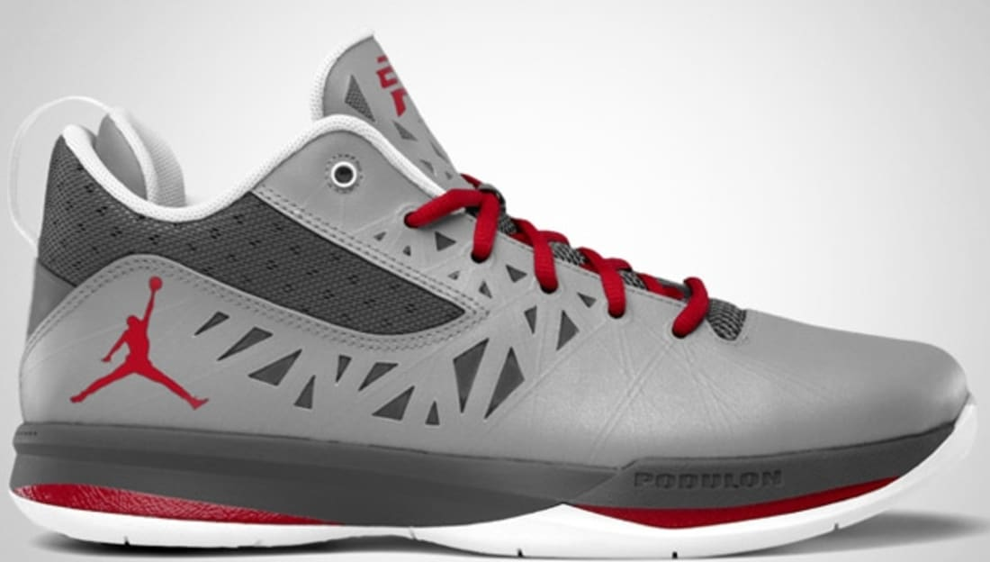 Jordan CP3.V Stealth Varsity Red-Light Graphite-White  16826c178