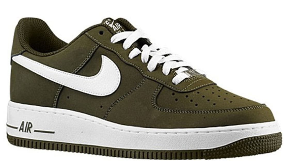 Nike Air Force 1 Low Dark Loden/White