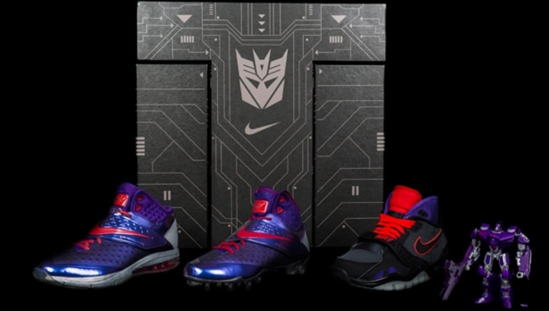 Nike CJ81 Megatron Rises Pack Multi-Color/Multi-Color