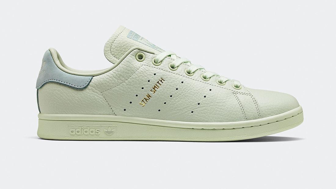 adidas stan smith dames green