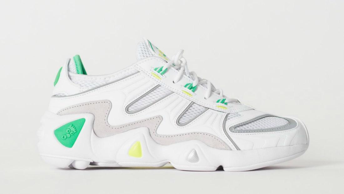 Kith x Adidas FYW 97 Green/Neon