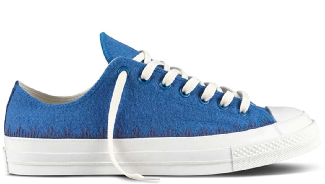 Converse FS Chuck Taylor All Star 1970s Ox Blue/Navy-Red