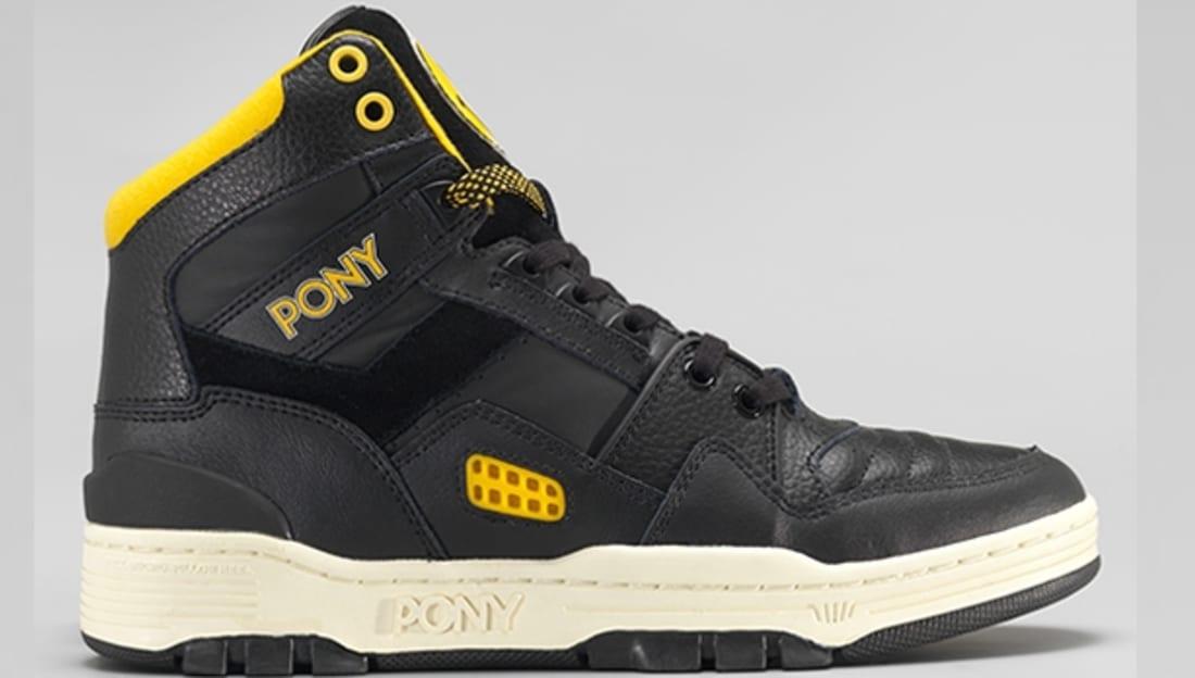 Pony M-100 Black/Yellow