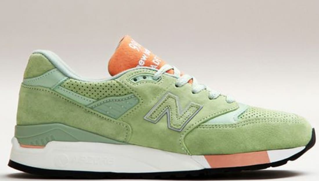 info for 44302 82787 Concepts x New Balance 998 Mint | New Balance | Sole Collector