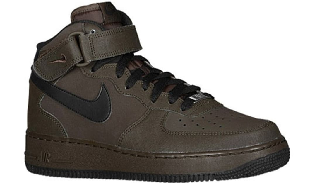 Nike Air Force 1 Mid Legion Brown/Black