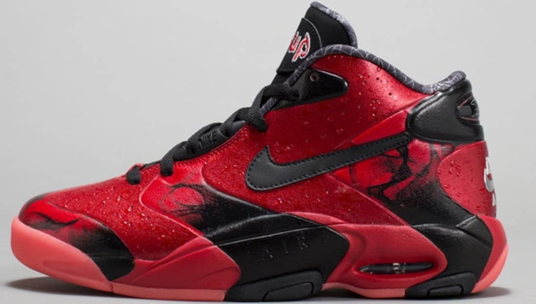 new style 20cab 0c935 Nike Air Up '14 University Red/Black | Nike | Sole Collector