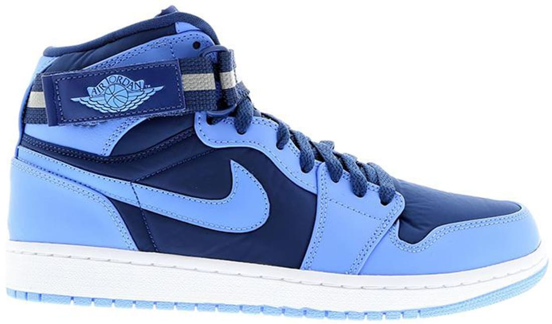 Air Jordan 1 Retro High Strap French Blue/University Blue-White
