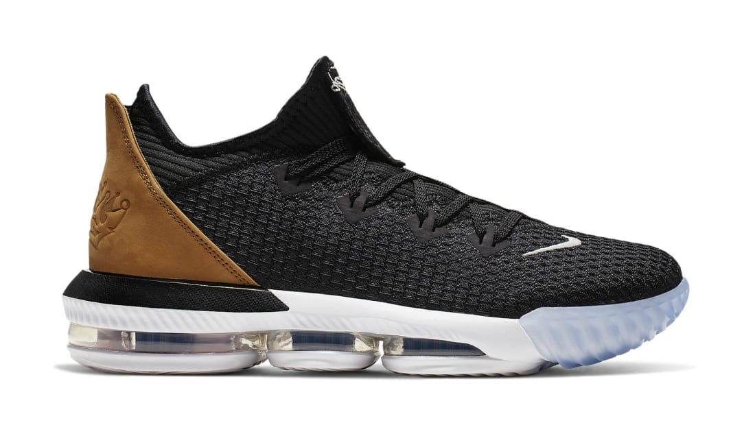 separation shoes 45ee6 80c50 Nike LeBron 16 (XVI) Low | Nike | Sole Collector