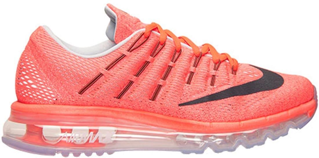 Women's Nike Air Max 2016 Hyper Orange