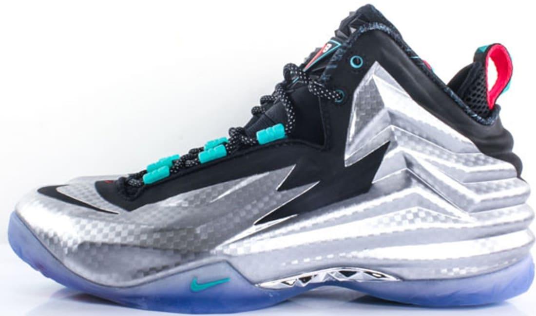 Nike Chuck Posite Metallic Silver/Black