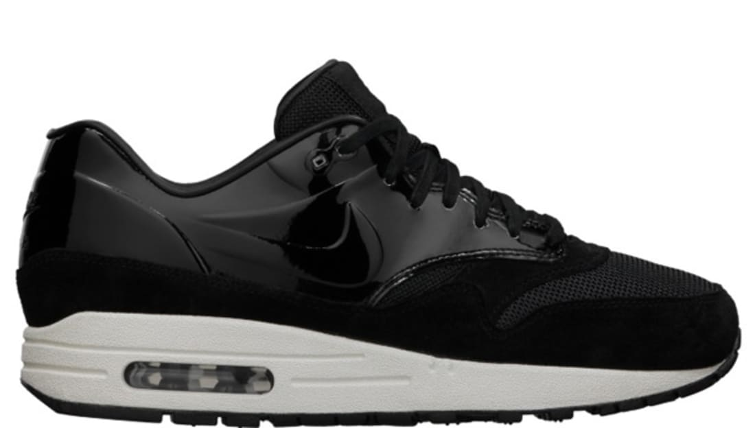 new product 1b408 9e6c9 Nike Air Max 1 VT QS Women s Black Sail