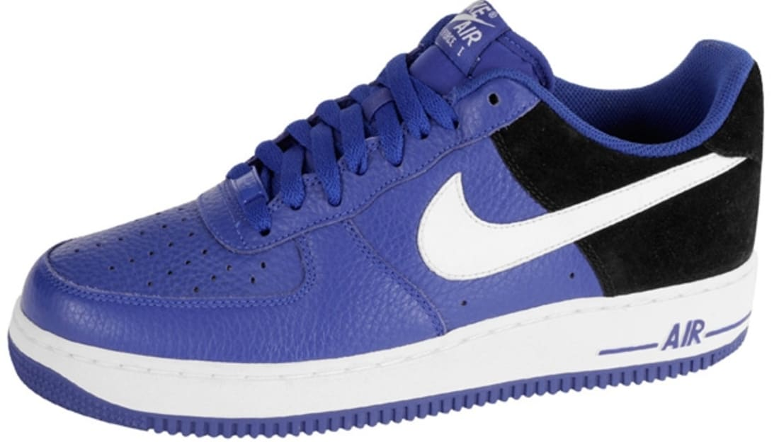 cheap for discount b93ba a14a2 Nike Air Force 1 Low Old Royal White-Black